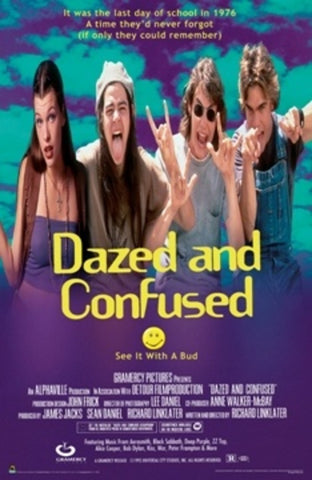 Movie Poster - Dazed and Confused