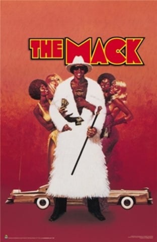 Movie Poster - The Mack