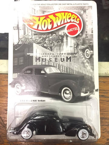 Hot Wheels -1936 Cord 810 Sedan Special Edition