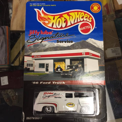 Hot Wheels Jiffy Lube Signature