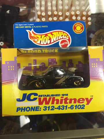 Hot Wheels JC Whitney 40's Ford Truck Promo