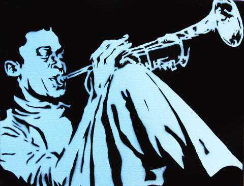 Alex Cole Jr. - Miles Davis - Teal - 2011