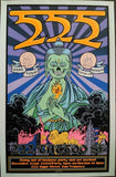 Frank Kozik - 2000 - 222 Tattoo Closing Poster