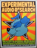 Frank Kozik - 1996 - Experimental Audio Research Concert Poster