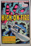 Frank Kozik - 2000 - High on Fire New York City Concert Poster