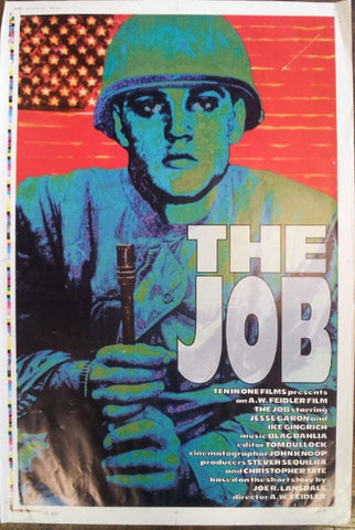 Frank Kozik - 1997 - The Job Poster