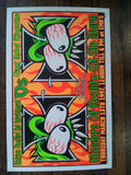 Frank Kozik -1997 - Masters of Reality Concert Poster