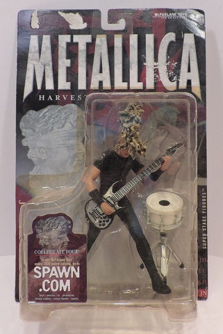 McFarlane - Metallica - Jason Newsted