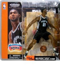 McFarlane - NBA Series 1 - Tim Duncan