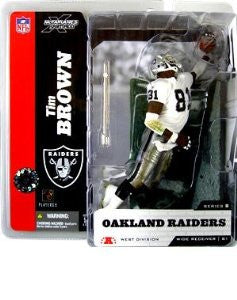 McFarlane - NFL Series 8 - Tim Brown