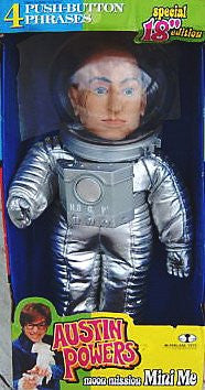 "McFarlane - Austin Powers - 18"" Moon Mission Mini Me"