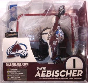 McFarlane - NHL Series 10 - David Aebischer