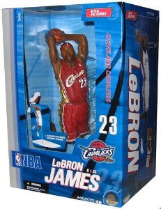 "McFarlane - 12"" Series - Lebron James"