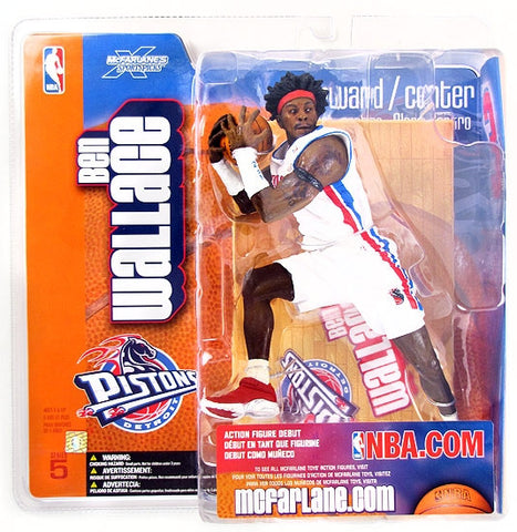 McFarlane - NBA Series 5 - Ben Wallace