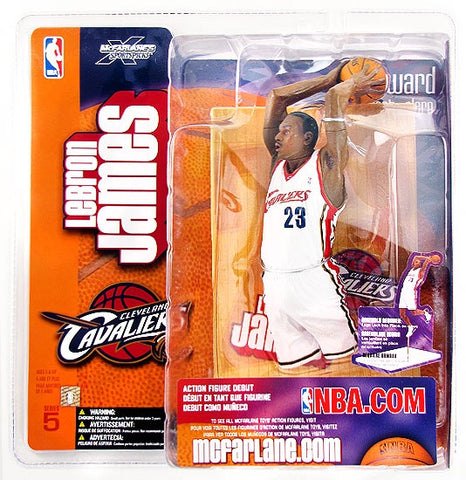 McFarlane - NBA Series 5 - Lebron James