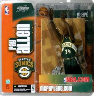 McFarlane - NBA Series 5 - Ray Allen