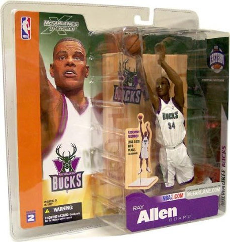 McFarlane - NBA Series 2 - Ray Allen