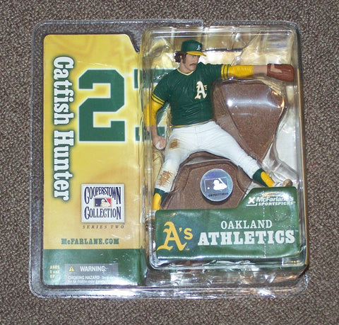 McFarlane - Cooperstown Series 2 - Catfish Hunter