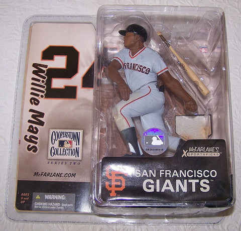 McFarlane - Cooperstown Series 2 - Willie Mays