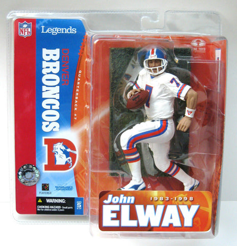 McFarlane - NFL Legends Series 1 - John Elway