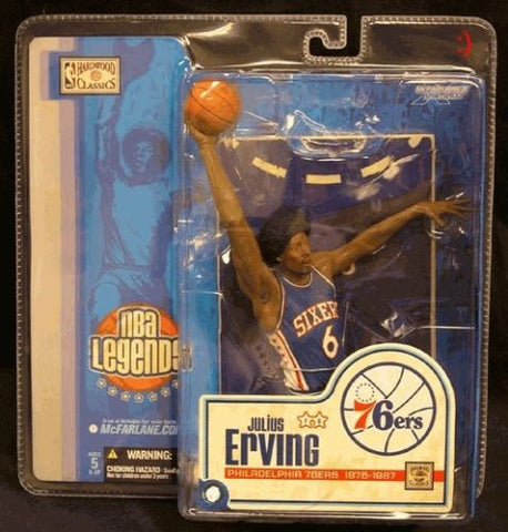 McFarlane - NBA Legends - Julius Erving
