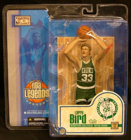 McFarlane - NBA Legends - Larry Bird