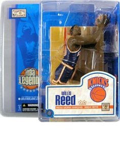 McFarlane - NBA Legends - Willis Reed