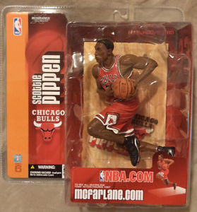 McFarlane - NBA Series 6 - Scottie Pippen
