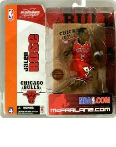 McFarlane - NBA Series 4 - Jalen Rose