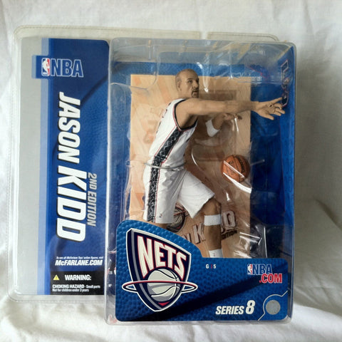 McFarlane - NBA Series 8 - Jason Kidd 2