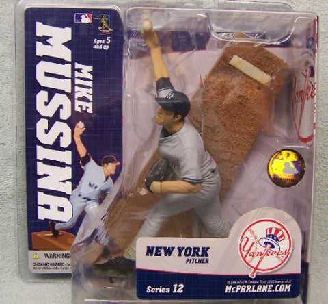 McFarlane - MLB Series 12 - Mike Mussina
