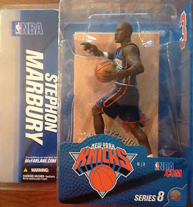 McFarlane - NBA Series 8 - Stephon Marbury