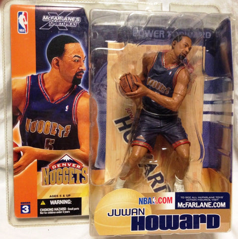 McFarlane - NBA Series 3 - Juwan Howard