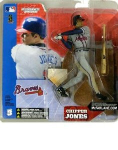 McFarlane - MLB Series 3 - Chipper Jones