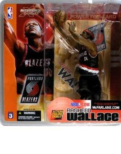 McFarlane - NBA Series 3 - Rasheed Wallace