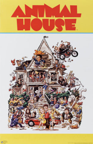 Movie Poster - Animal House
