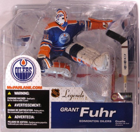 McFarlane - NHL Legends Series 2 - Grant Fuhr