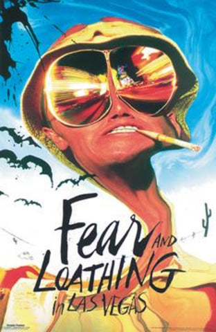 Movie Poster - Fear & Loathing in Las Vegas(A)