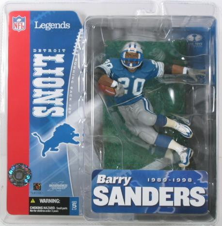 McFarlane - NFL Legends Series 1 - Barry Sanders