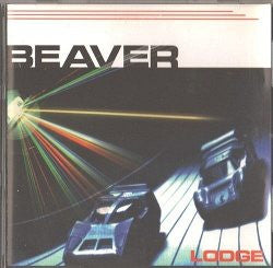 "Beaver ""Lodge"" 1999 CD Art By Kozik"