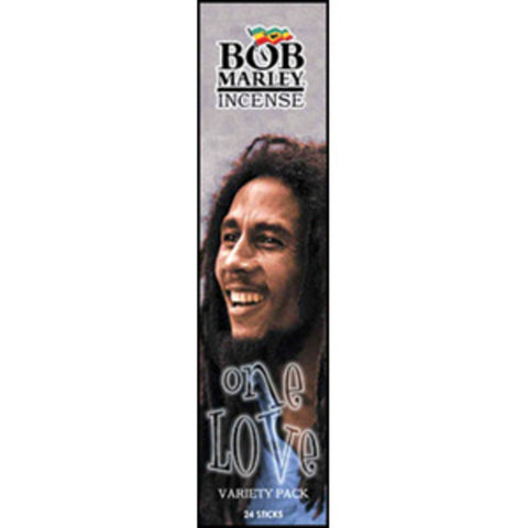 Bob Marley Incense - One Love