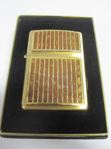Zippo Lighter - Other - Brown Marble