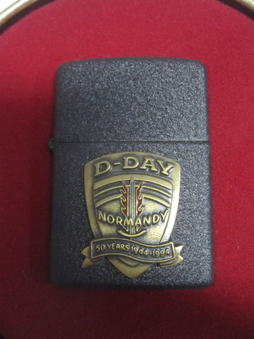 Zippo Lighter - Other -  D-Day 50th Anniversary