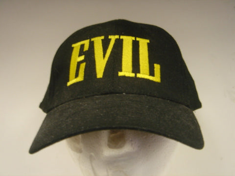 Evil Embroidered Hat