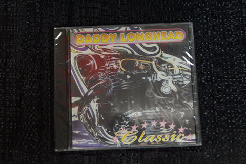 "Daddy Longhead ""Classic"" 1998 CD Art By Kozik"