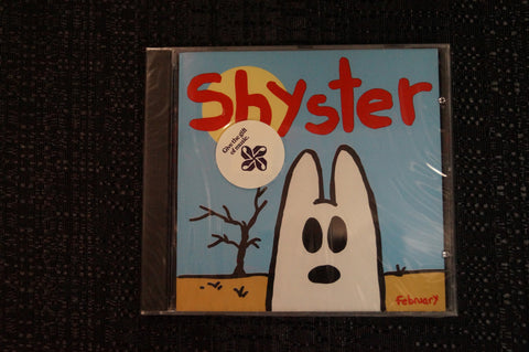 "Shyster ""February"" 1998 CD Art By Kozik"