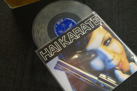 "Hai Karate ""Hai Karate"" 1998 Colored Vinyl Art By Kozik"