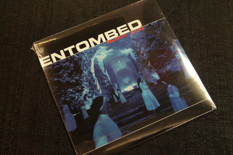 "Entombed ""Black Juju"" 1999 Colored Vinyl Art By Kozik"