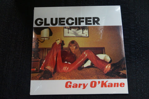 "Gluecifer ""Gary O'Kane"" 1999 Colored Vinyl Art By Kozik"