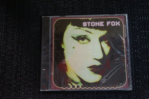 "Stone Fox ""Totally Burnt"" 1998 CD Art By Kozik"